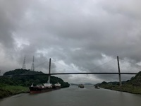 Thru the Panama Canal
