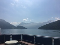 Lake Lucerne boat tour cruise