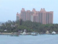 The Bahamas was beautiful!