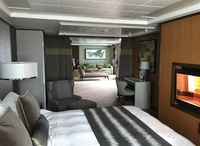 Interior shot of Deluxe Owners Suite 10504