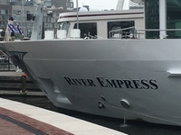 Our ship the River Empress