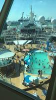 Pool Deck from the Sky Bar - Deck 14