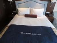 Beds in the staterooms are extremely comfortable