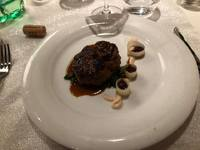 Ramon freixa's signature dish for MSC