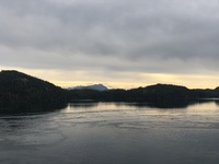 Sailing the inside passage