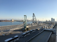 Port at Villefrance.  Pic from our balcony.