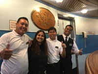 The best Sea View Bar staff ever! Cesar, Pinyo, and Ni! We called it Cesar's Palace! They gave us the best experience we could possibly have! They always took care of us and made sure we had everything we needed! I really couldn't ask for more! They made me feel like family! I will miss them so much!!!!