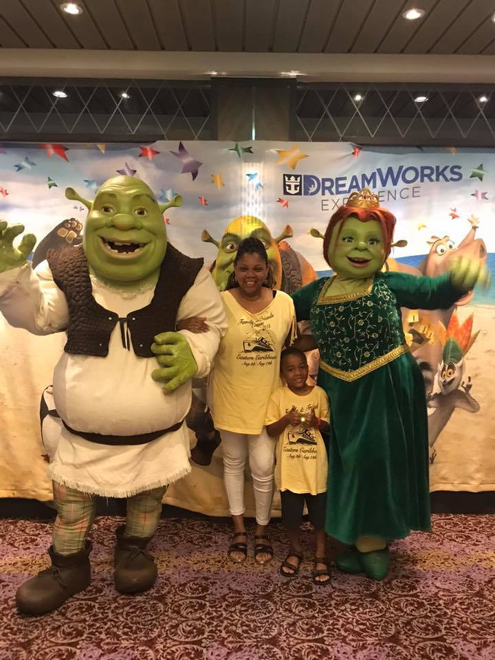 Dreamworks breakfast was a hit!!!!