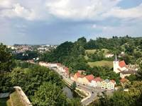 Passau castle hike excursion