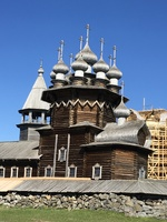 Kizhi the church built without nails