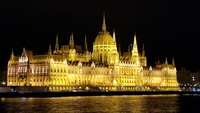 Budapest: Hungarian Parliament Building