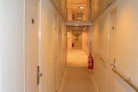 Hallway on Deck 5