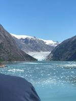 Cruising Tracy Arm Fjord