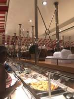 On the Lido - Market place buffet