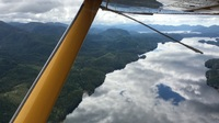 Sea Plane Tour of Misty Fjord from Ketchikan. An other-worldly view!