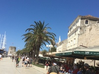 Excursion at Split