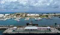 Kings wharf Port in Bermuda