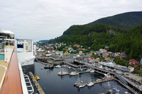 Ketchikan port