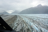Mead Glacier by Helicopter