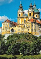 Melk Abbey in Austria.