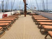 Beautiful sun deck!