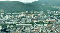 View of Bergen from Mountain