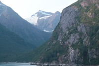 Tracy Arm FJord, scenic cruising.