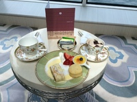 Mozart Tea in Palm Court