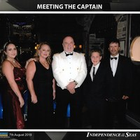 Meeting the Captain
