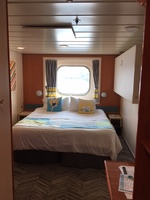 Mid Ship Ocean View Cabin 5576