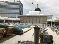 Pool Deck Viking Sun