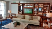 Common area on the ship.