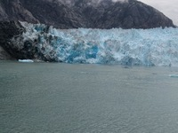 Beautiful Steward Glacier