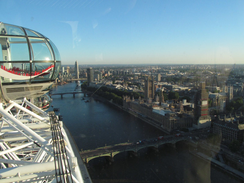 "London ""Eye in the Sky"""