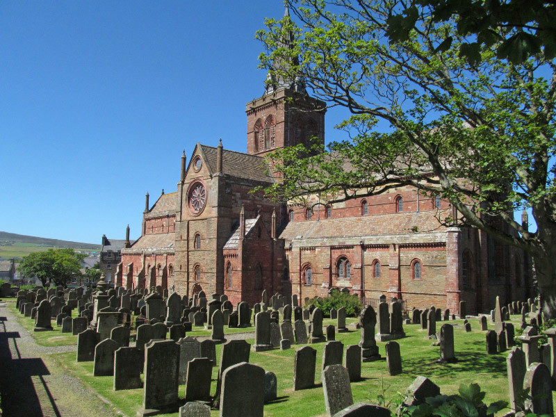 St. Magnus Cathedral,  Orkney