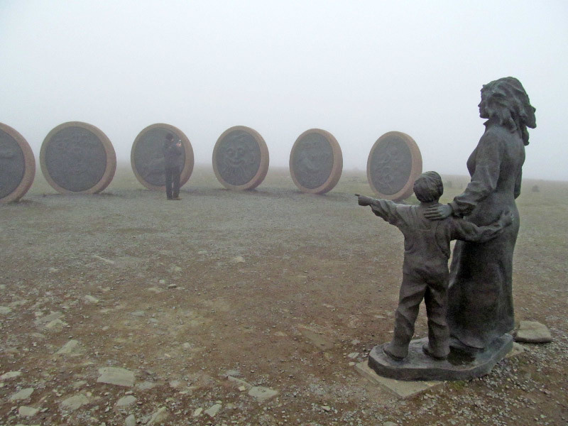 Children of the World, North Cape