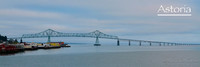 Took this panoramic shot while on dock in Astoria.