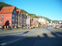 Walk through Bergen.