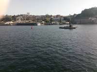 The river Douro, at Porto.