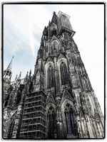 Cologne Germany cathedral.