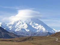 Denali - tallest mountain in North America