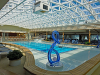 The Hollywood Pool on Majestic Princess