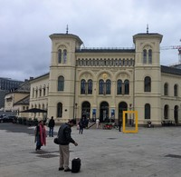 Nobel Peace Centre, Oslo, Norway