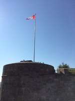 Quebec City - La Citadelle (uploaded sideways)