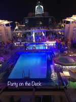 Party on the deck