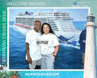 Our first day on the ship