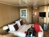 Stateroom 8179 from the Verandah