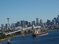 Goodbye Seattle!