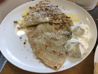 Disgraceful crepe