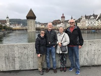 Happy Lucerne visitors!